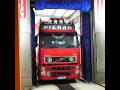 Myčka kamionů, nákladních aut Opava, Ostrava, mycí linka