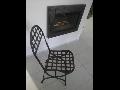Výroba na zakázku - kovový nábytek, schodiště, brány
