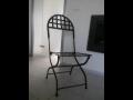 Kovové židle na zakázku Klobouky u Brna
