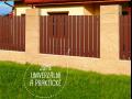 Plastové ploty, terasy, imitace dřeva woodplastic Zlín, Zlínský kraj