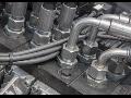 speciální potrubí pro chemikálie