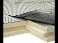 Nadkrokevní izolace střechy zabrání úniku tepla