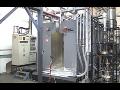 Nová prášková lakovna pro lakování dílů až do 50 kg - nejmodernější technologie