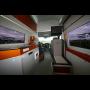 Interiér obytného vozu Sportissimo L