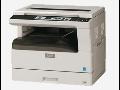 Kopírovací stroje a tiskárny Sharp Ostrava