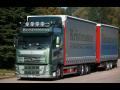 Mezinárodní kamionová doprava po celé Evropě - Slovinsko i Nizozemí