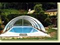 Prodej polykarbonátu  -  zastřešení bazénů i zimní zahrady