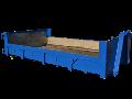 Kontejnerov� doprava - pron�jem i p�istaven� kontejner�