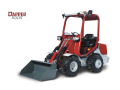Dapper 5000 multi-purpose loader and tool carrier - help for all your work, the Czech Republic