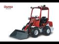 Multifunktionslader und Werkzeugträger Dapper 5000 - Helfer für alle Arbeiten, Tschechische Republik