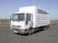 Praha půjčovna nákladní vozy IVECO