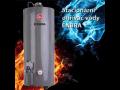 plynové ohřívače vody