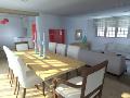 Návrhy interiéru bytových i komerčních prostorů, architekt, návrh bytového designu Znojmo