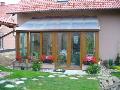 Zimní zahrady, realizace, výstavba