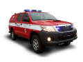 P�estavba voz� Toyota Karlovy Vary - �prava hasi�sk�ch, sanitn�ch a u�itkov�ch aut