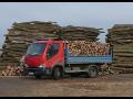 Brennholz – Schnittholz, gespaltetes Holz, Holzlieferung, Holzverkauf, Znaim, Tschechische Republik