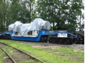 Oversized railway transport, transportation of heavy consignments, the Czech Republic