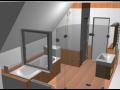 Grafick� n�vrhy, vizualizace koupelen ve 3D | Nymburk