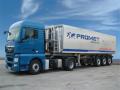 Silniční doprava pro přepravu zboží po České republice i do zahraničí