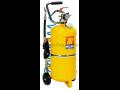 Pojízdná pneumatická plnička oleje