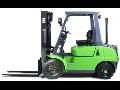 Vysokozdvižné motorové vozíky řada 2E prodej Litoměřice -  bezpečnější výhled z místa řidiče
