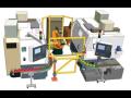 Robotizovan� pracovi�t�, automatick� soustru�nick� program