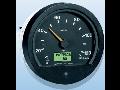 Analogový tachograf Siemens VDO, Mannesmann, Kienzle