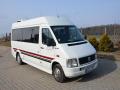 Autodoprava, přeprava moderním minibusem i autobusem pro 60 lidí Třebíč
