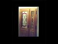Vitr�e um�leck� dekorativn� zasklen� sklen�n� vitr�e.