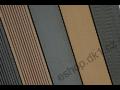 Twinson, terasové prkno - lamela