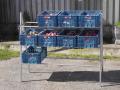 Regály na přepravky s ovocem a zeleninou Limes | Litomyšl