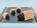 Dort ježčí rodina, Zámecká cukrárna