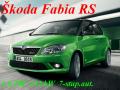 Škoda Fabia RS - Kroměříž, Zlín