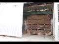 Sušení truhlářského a stavebního dřeva