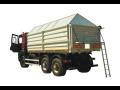 Wywrotki - rolnicze nadwozia i zabudowy samochodów ciężarowych