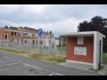 Babybox, schránka pro anonymní odložení novorozence v areálu nemocnice Zlín