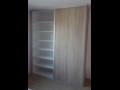 Vestavěné, vestavné skříně, zakázková výroba Moravský Krumlov