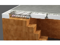 Základové desky a stropní konstrukce ELEGOHOUSE