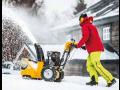 Sněžné radlice a zahradní technika pro úklid sněhu  | Vysoké Mýto