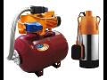 Čerpací technika-domácí vodárny, čerpadla ponorná, kalová, jezírková, ...