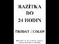 Razítka Trodat, Colop, rychlé vyhotovení, razítka do 24 hodin, Dačice