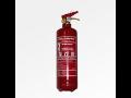 Přenosné hasicí přístroje práškové