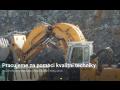 Štěrk, písek, kamenivo, struska - prodej stavebního materiálu