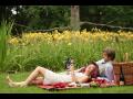 Piknik v zámeckém parku