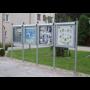Městský mobiliář - nový typ autobusové čekárny