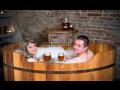 Wellness pro páry - pivní a rostlinné koupele
