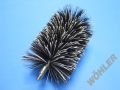 Chimney sweeping equipment, brushes, flat wire star brushes, balls, the Czech Republic