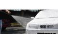 Vysokotlaké myčky aut, průmyslové vysavače, čističe interiéru vozů