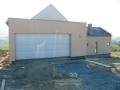 Designová garážová vrata - montáž Vsetín, Valašské Meziříčí