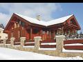 Srubové domy Walfer - masivní dřevostavby